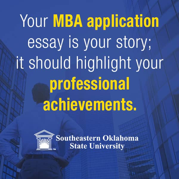 mba professional achievement essay Sample business school admissions essays accepted by anderson and ucla for undergraduate, graduate and professional programs erratic impact, in association with essayedge has gathered sample admission essays to help getting into school.