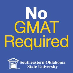 No GMAT required at SE for online MBA programs